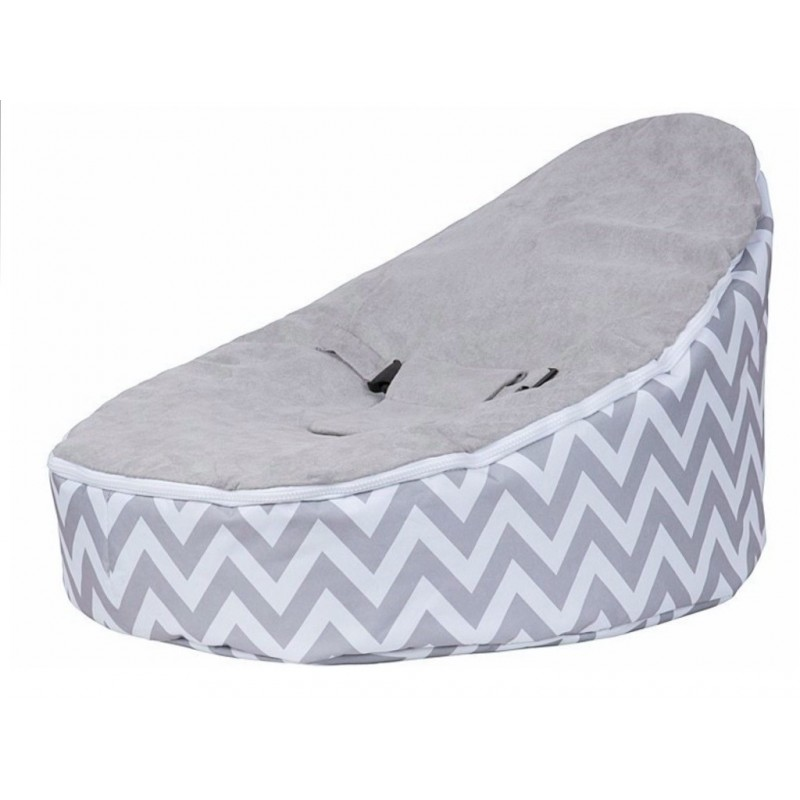 Chev Bean Bag Chair With Baby Harness Large Baby To Early
